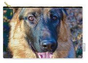 10-month-old Shepherd 2 Carry-all Pouch