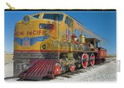 100 Years Of Union Pacific Railroading Carry-all Pouch