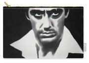 - Scarface - Carry-all Pouch by Luis Ludzska