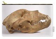 Kodiak Bear Skull Carry-all Pouch
