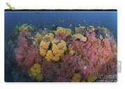 Reef Scene With Coral And Fish Carry-all Pouch