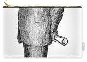 Woodrow Wilson (1856-1924) Carry-all Pouch