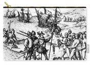 Christopher Columbus Carry-all Pouch by Granger