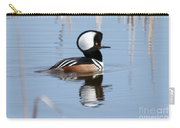 Hooded Merganser Carry-all Pouch