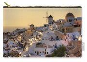 Oia - Santorini Carry-all Pouch by Joana Kruse