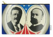 Presidential Campaign: 1904 Carry-all Pouch