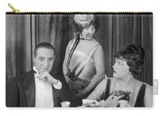 Silent Film: Restaurants Carry-all Pouch by Granger