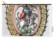 William The Conqueror Carry-all Pouch