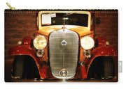12v Collector Car Carry-all Pouch by Susanne Van Hulst