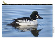 Common Goldeneye Carry-all Pouch