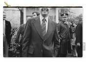 Jimmy Carter (1924- ) Carry-all Pouch