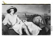 Johann Goethe (1749-1832) Carry-all Pouch