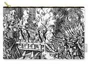 John Churchill (1650-1722) Carry-all Pouch