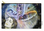 Michael Jackson Carry-all Pouch by Augusta Stylianou