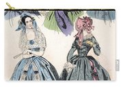 Womens Fashion, 1842 Carry-all Pouch