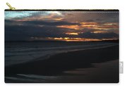 Bournemouth Sunset Carry-all Pouch