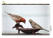 House Finch Carry-all Pouch