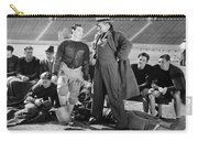 Silent Film Still: Sports Carry-all Pouch by Granger