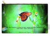 14- The Butterfly Carry-all Pouch
