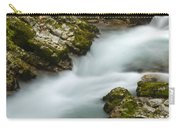 The Soteska Vintgar Gorge Carry-all Pouch