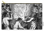 Foxe: Book Of Martyrs Carry-all Pouch by Granger