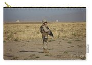 U.s. Marine Patrols A Wadi Near Kunduz Carry-all Pouch