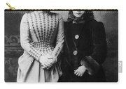 Sarah Bernhardt (1844-1923) Carry-all Pouch