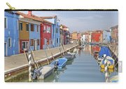 Burano Carry-all Pouch by Joana Kruse