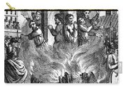 Foxe: Book Of Martyrs Carry-all Pouch