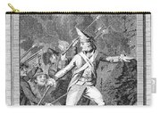 French Revolution, 1789 Carry-all Pouch by Granger