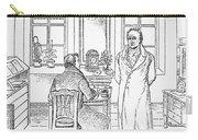Johann Goethe (1749-1832) Carry-all Pouch