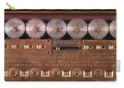 17th Century Calculating Machine Carry-all Pouch