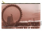 London Eye Art Carry-all Pouch