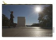 Honor Guard At The Tomb Carry-all Pouch