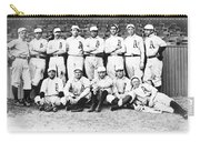 1902 Philadelphia Athletics Carry-all Pouch by Bill Cannon