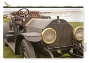 1907 Fiat Tipo 50-60 Hol-tan Carry-all Pouch