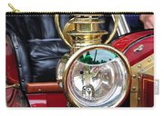 1907 Stanley Steamer - Lantern Carry-all Pouch by Kaye Menner