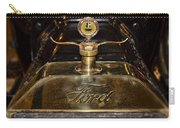 1915 Model-t Ford Hood Ornament Carry-all Pouch