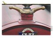 1916 Stutz Series B Bearcat Hood Ornament Carry-all Pouch