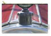1919 Pierce-arrow Model 48 Dual Valve Roadster Hood Ornament Carry-all Pouch