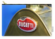 1920 Bugatti Type 13 Grille Emblem Carry-all Pouch