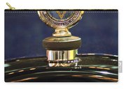 1920 Hudson Super 6 Touring Hood Ornament Carry-all Pouch
