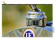 1924 Isotta-fraschini Tipo 8 Torpedo Phaeton Hood Ornament Carry-all Pouch