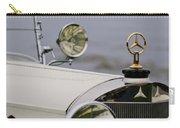 1929 Mercedes-benz S Tourer Hood Ornament Carry-all Pouch