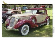 1930 Buick Carry-all Pouch