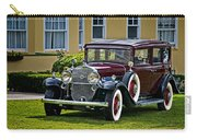 1931 Cadillac V12 Carry-all Pouch