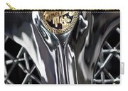 1931 Chrysler Cg Imperial Roadster Hood Emblem Carry-all Pouch