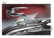 1931 Chrysler Cg Imperial Roadster Hood Ornament Carry-all Pouch
