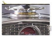 1931 Henney 2-passenger Convertible Hood Ornament Carry-all Pouch