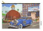 1931 Lincoln K Dietrich Phaeton Carry-all Pouch